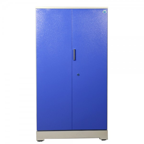 "Akshaya 2 Door Steel Wardrobe 42""  Blue"