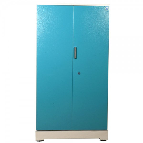 "Akshaya 2 Door Steel Wardrobe 42""  Green"