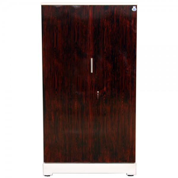 """Akshaya 2 Door Steel Bero 42"""" Rosewood"""