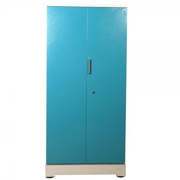 """Swarna 2 Door Steel Wardrobe 36""""  Green"""