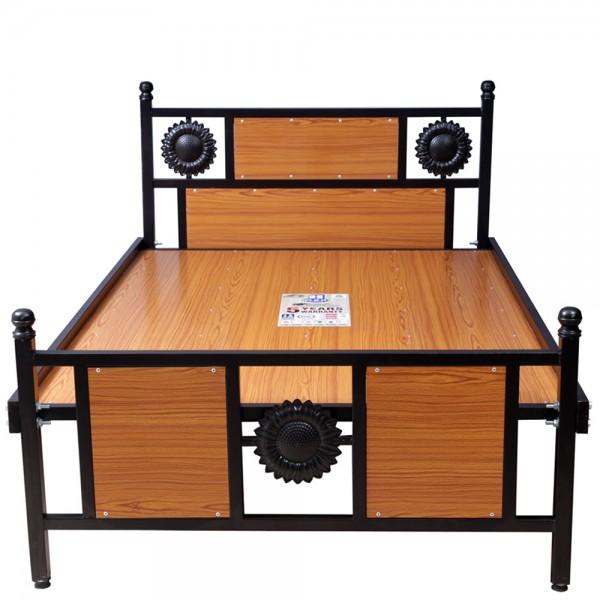 Luxury Wood Cot 4ft Teakwood