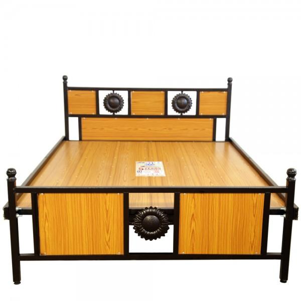 Queen Size Luxury Wood Cot 5ft Teakwood