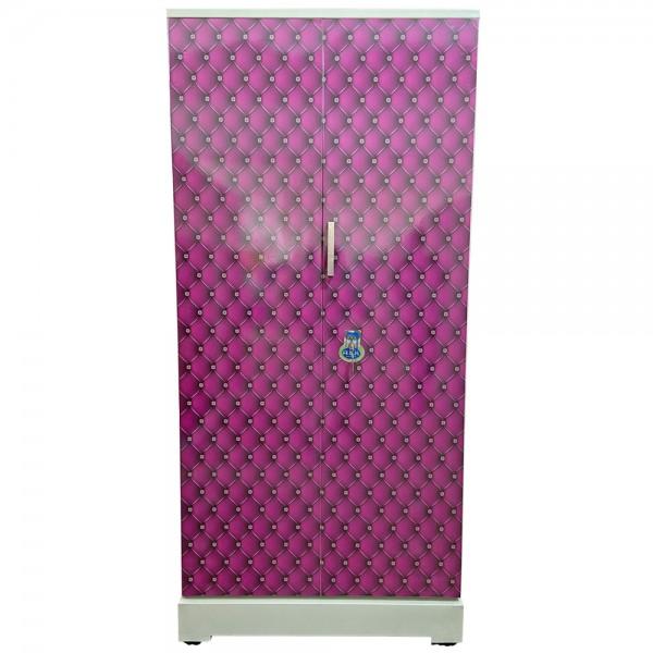 Swarna Digital Wardrobe - Luxury purple and diamond design