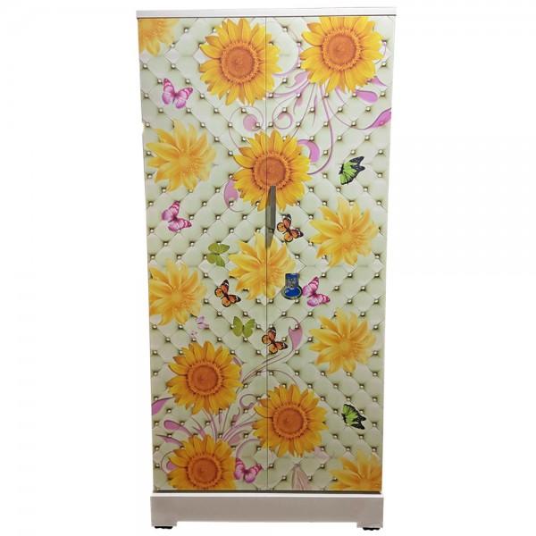 Swarna Digital Steel Bero Sunflower and butterflies